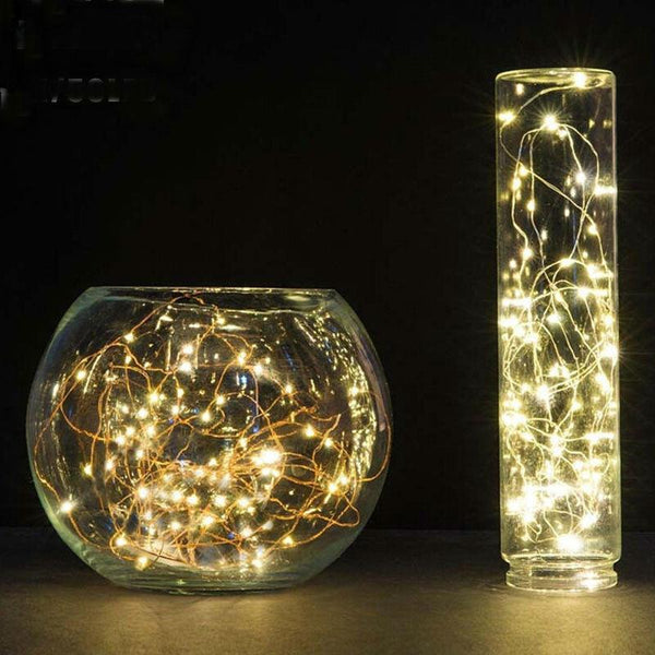 LED String Decoration Lights Lamp - Himalayan Salt Solution