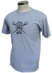 Skull and Tridents Tee Shirt - Multiple Colors