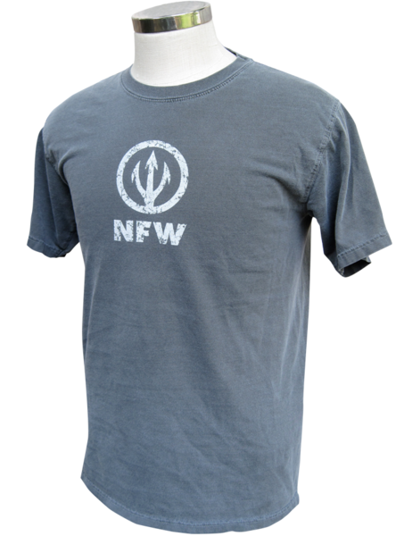 NFW Trident Logo Tee Shirt -Multiple Colors