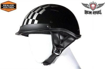 MOTORCYCLE BRAND NEW 200 RACE DAY SERIES DOT HALF HELMET GREAT PRICE