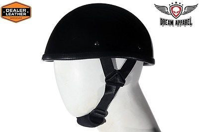 MOTORCYCLE CLASSIC GLOSS EAGLE NOVELTY HELMET NOT DOT APPROVED