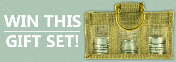 Win a gift set of 3 handmade moisturisers!