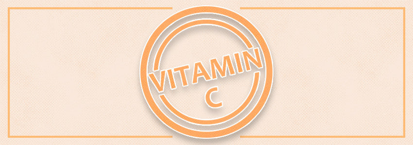 Vitamin C is crucial!