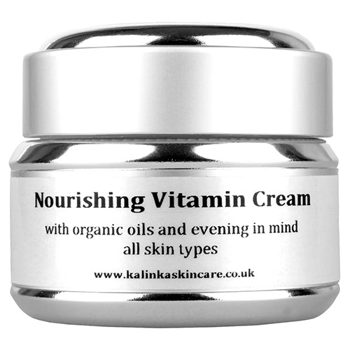 Nourishing Vitamin Cream