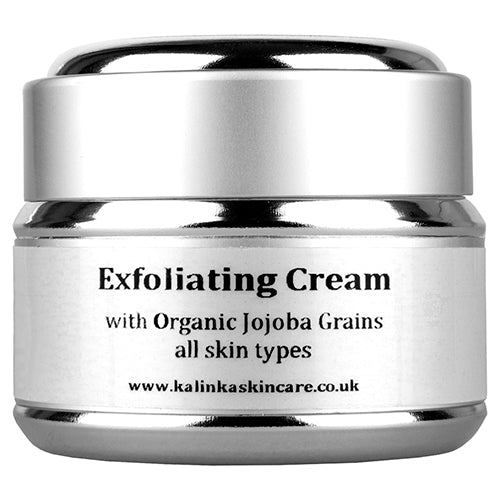 Jojoba Grains Facial Exfoliator
