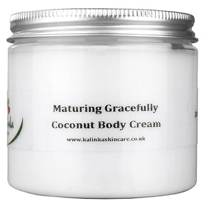 M.G - Coconut Body Cream