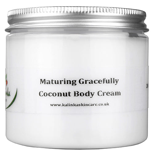 M G  Coconut Body Cream