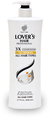 LOVER'S HAIR NUTRITION COLOUR HAIR 3X CONDITIONER 27 OZ