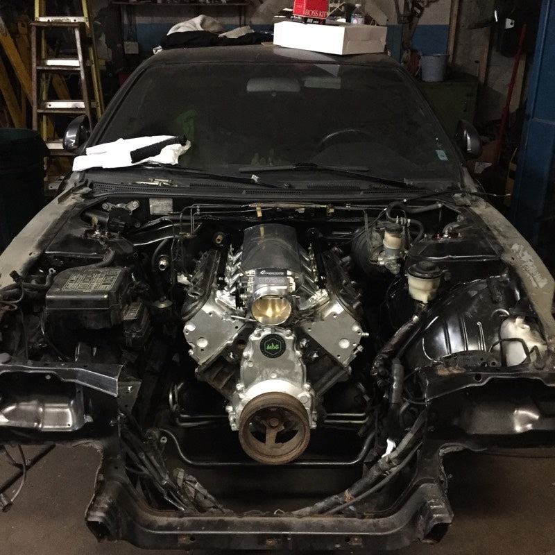 LSX Swap Kit Chassis