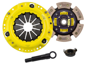 ACT 1991 Toyota Corolla HD/Race Sprung 6 Pad Clutch Kit