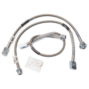 Russell Performance 92-99 GM K2500 Suburban (7200GVW) Brake Line Kit
