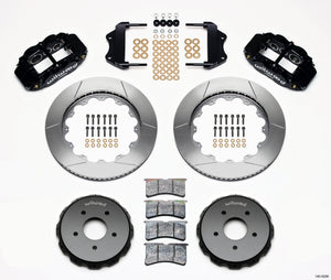 Wilwood Narrow Superlite 6R Front Hat Kit 14.00in 2004-2006 Pontiac GTO