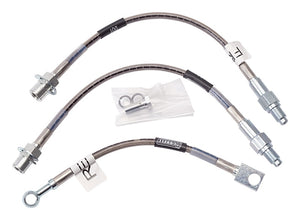 Russell Performance 79-86 Ford Mustang Brake Line Kit