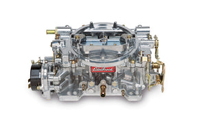 Edelbrock Performer Series 600 CFM, Electric Choke Carburetor 1400