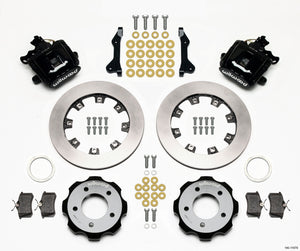 Wilwood Combination Parking Brake Rear Kit 12.19in 2006-Up Civic / CRZ