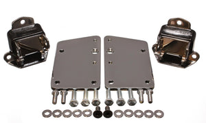 Energy Suspension Ls Conversion Mtr Mount Set  - Black