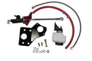 McLeod Hydraulic Conversion Kit 1970-81 Camaro Firewall Kit W/Master Cylinder