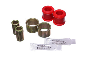 Energy Suspension 07-14 Jeep Wrangler Red Rear Track Arm Bushing Set