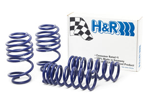 H&R 05-10 Jeep Grand Cherokee WK Sport Spring (Non SRT8)