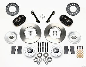 Wilwood Forged Dynalite Front Kit 11.00in 79-81 Camaro
