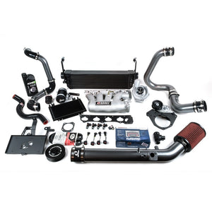 KraftWerks 12 Civic Si Supercharger Kit (Only Comes w/120mm Pulley - Must Order 110mm Separately)