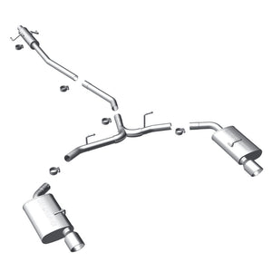 MagnaFlow SYS Cat-Back 2010 Ford Fusion 3.0L/3.5L