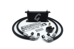 Grassroots Performance 350z G35 Bolt-On Oil Cooler Kit