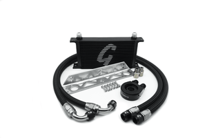 Grassroots 19-Row Universal Bolt-On Oil Cooler Kit