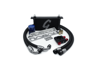 Grassroots Performance Universal 19-Row Performance Oil Cooler Kit