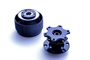 Quick Release Steering Kit with Hub Boss