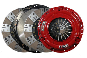 McLeod RXT1200 Twin Power Pack W/ Billet Steel Flywheel 11-17 Ford Mustang 5.0L Coyote Clutch Kit