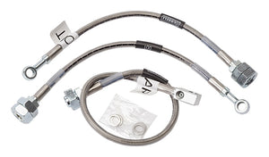 Russell Performance 82-91 S10/S15 Pickup/Blazer 2WD Brake Line Kit