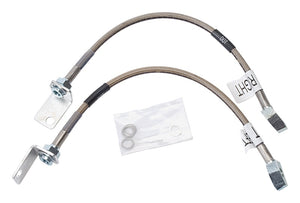 Russell Performance 68-70 Ford Mustang (Fronts Only) Brake Line Kit