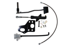 McLeod Hydraulic Conversion Kit 1963-72 Chevelle Firewall Kit W/Master Cylinder