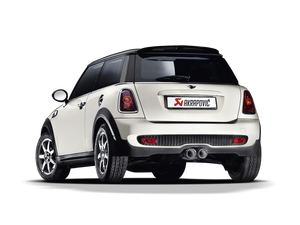 Akrapovic 07-14 MINI Cooper S (R56) / Cooper S Cabrio (R57) Evolution Line Cat Back (SS) (Req. Tips)