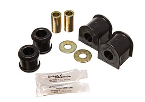 Energy Suspension Rear Sway Bar Bushing Set 19Mm - Black