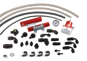 Aeromotive 02-14 2.0L Subaru WRX/ 07-14 STi Fuel Rail Kit