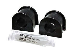 Energy Suspension Subaru Forester/Legacy/Outback/WRX Black 21mm Front Sway Bar Bushing Set