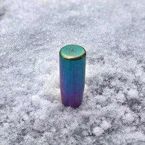 neochrome weighted shift knob
