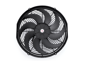 H.O Electric Rad Fans + Universal Mounts
