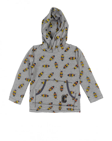 Hooded longsleeve Insect