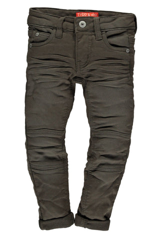 Jog denim skinny fit