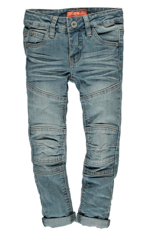 Fancy denim skinny fit