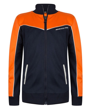 Jacket zipper sport