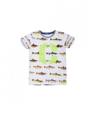 T-shirt Fish Wit