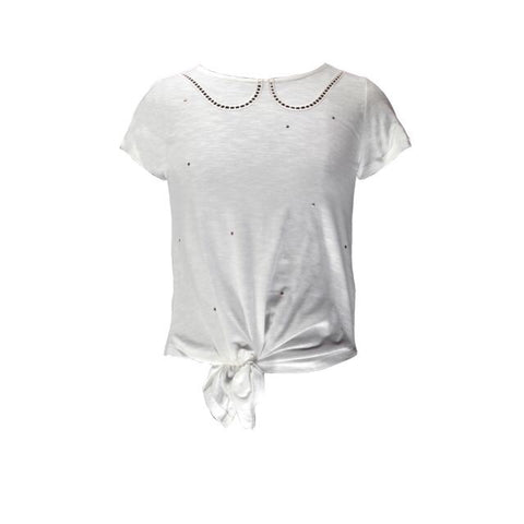 T-shirt knoop