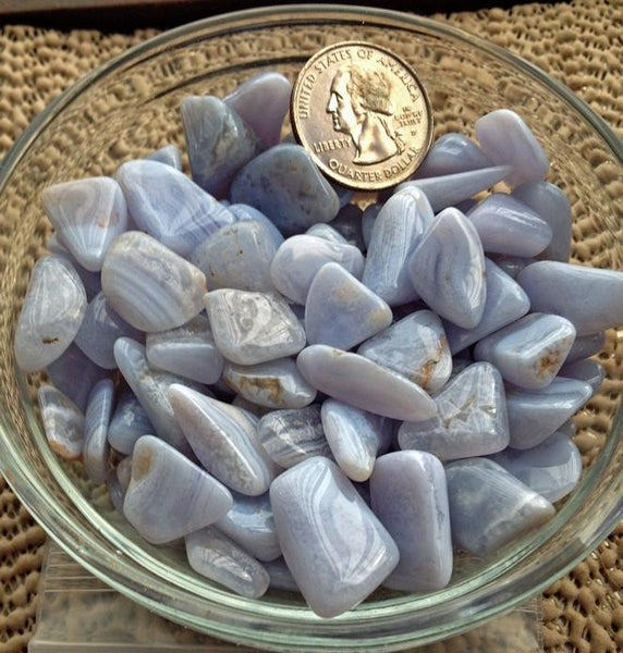 Agate, Blue Lace - Shaman's Dream Gifts