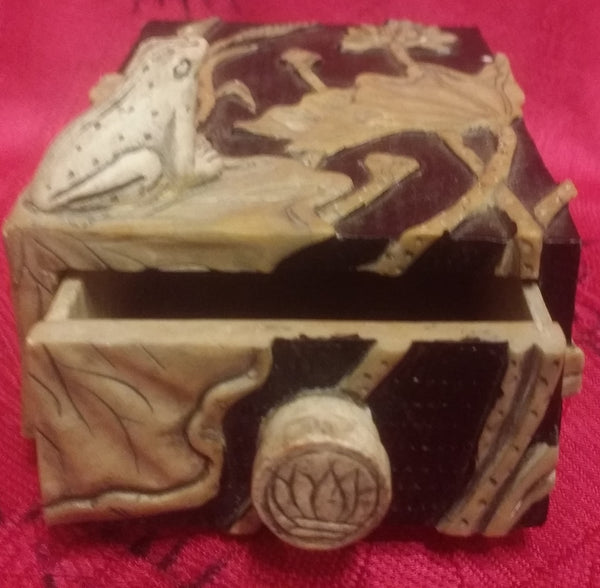 bamboo box frog - Shaman's Dream Gifts