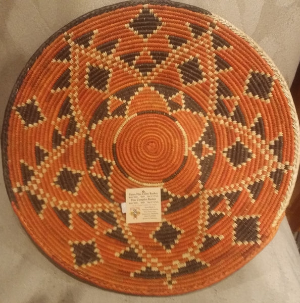 basket woven large - Shaman's Dream Gifts