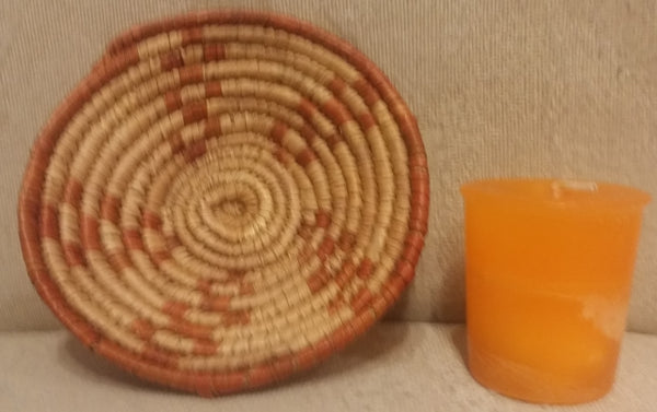 basket woven mini - Shaman's Dream Gifts